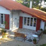 réhabilitation et extension d'une maison à Biarritz