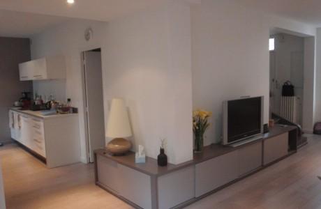 Salon Appartement Réhabilitation