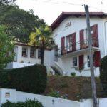 rehabilitation et extension d'une maison à Biarrtiz